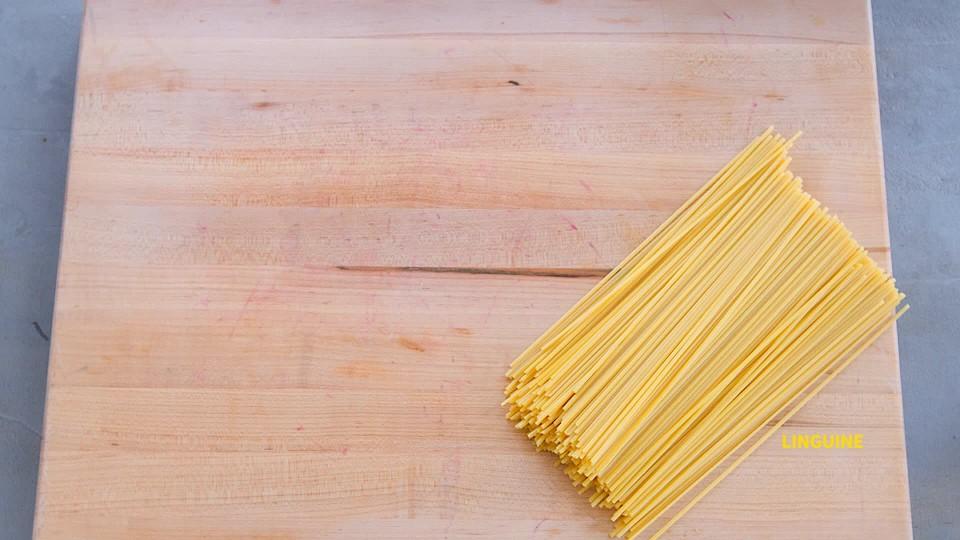 Prima Fresh - Špagety s bazalkovým pestem