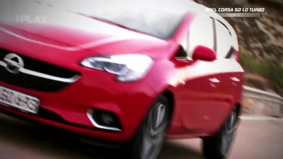 Opel Corsa 5D 1,0 Turbo (115 k) Enjoy
