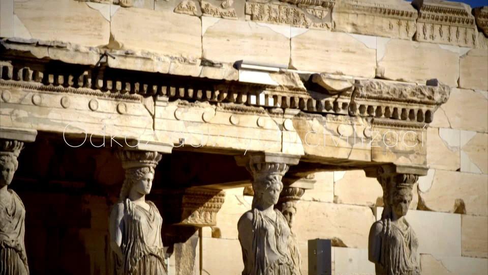 Jak se stavěla starověká města (1) - upoutávka