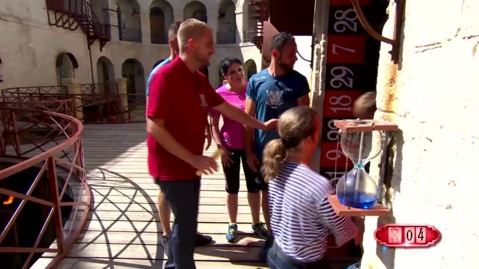 Pevnost Boyard CZ 2017 (6)  - Kolaps Kryštofa Michala