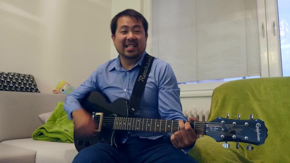Liův videoblog : Píseň pro dceru