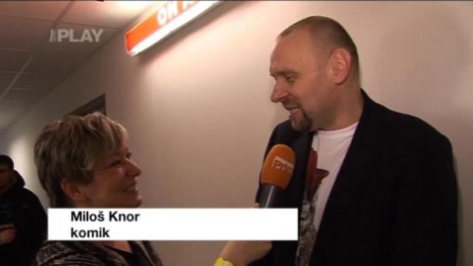 Máme rádi Česko (4) - Knor