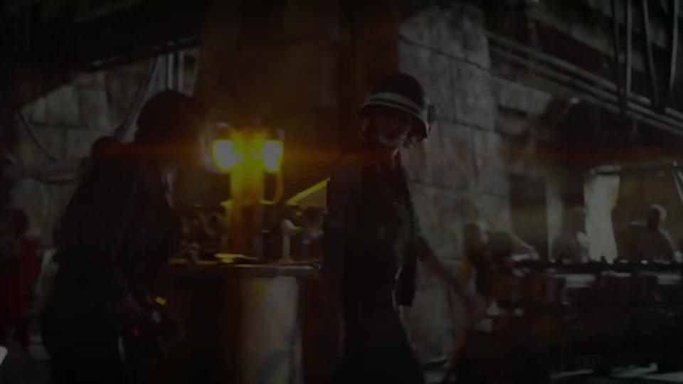 TRAILER -  Star Wars: Rogue One - český trailer #1