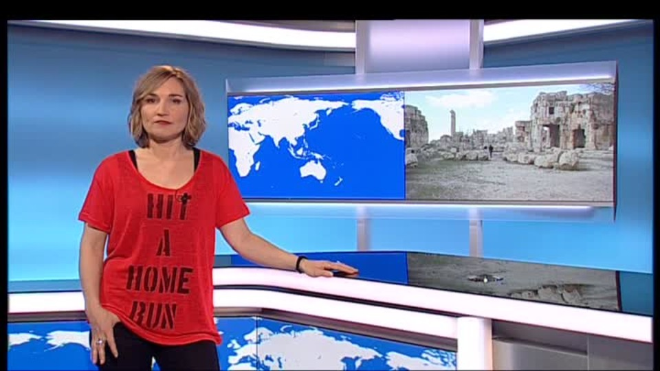 SVĚT: Antický Libanon - Sýrie za humny