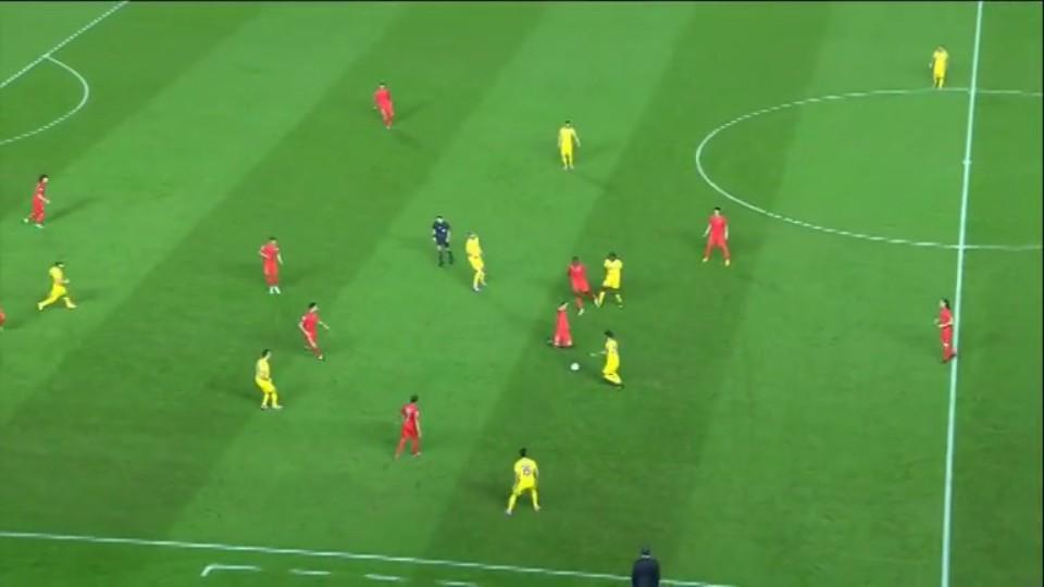 Sestřih zápasu - APOEL v Paris (21.10.2014)