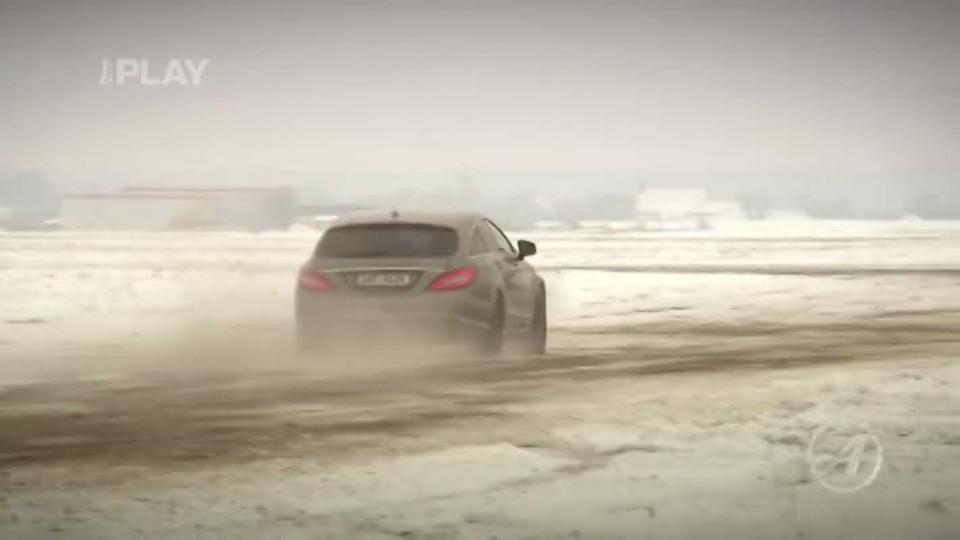 Mercedes-Benz CLS Shooting Brake 63AMG S4Matic II