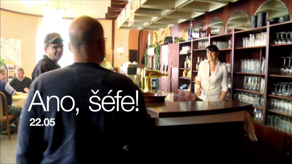 Ano, šéfe! V (2) - upoutávka