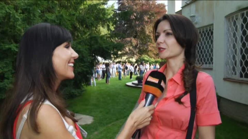 TOP STAR 20.7.2016 - Petr Janda - rodinné grilování