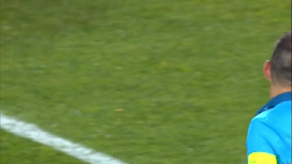 Sestřih zápasu - Zenit v Monaco (1.10.2014)