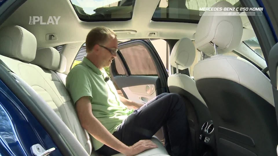Mercedes-Benz C 250 Kombi