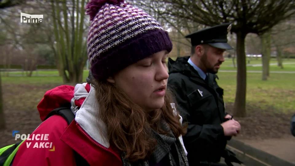 Spolužačky - Policie v akci