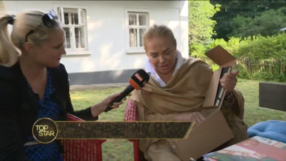 TOP STAR 14.8.2016 - Dagmar Havlová vzpomínání