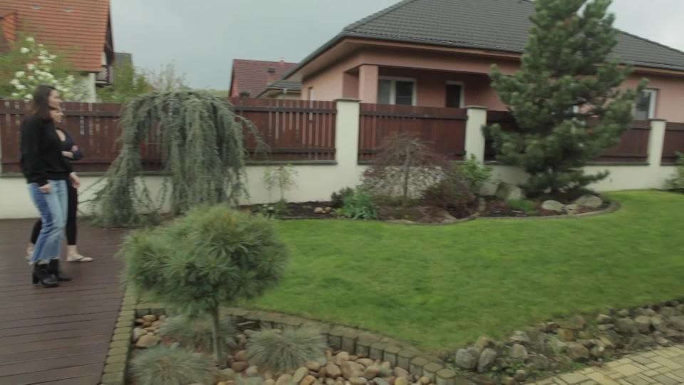 Zahrada Zuzky Schubertové