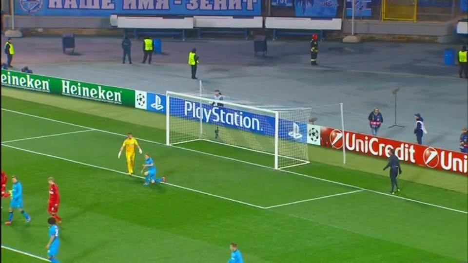 Sestřih zápasu - Zenit v Leverkusen (4.11.2014)