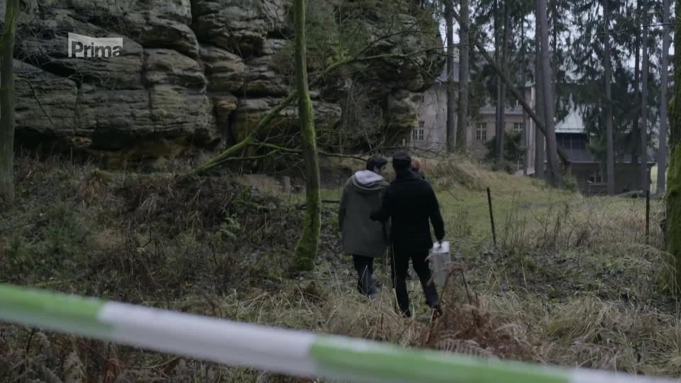 Mordparta - strašidelné natáčení v opuštěném domě