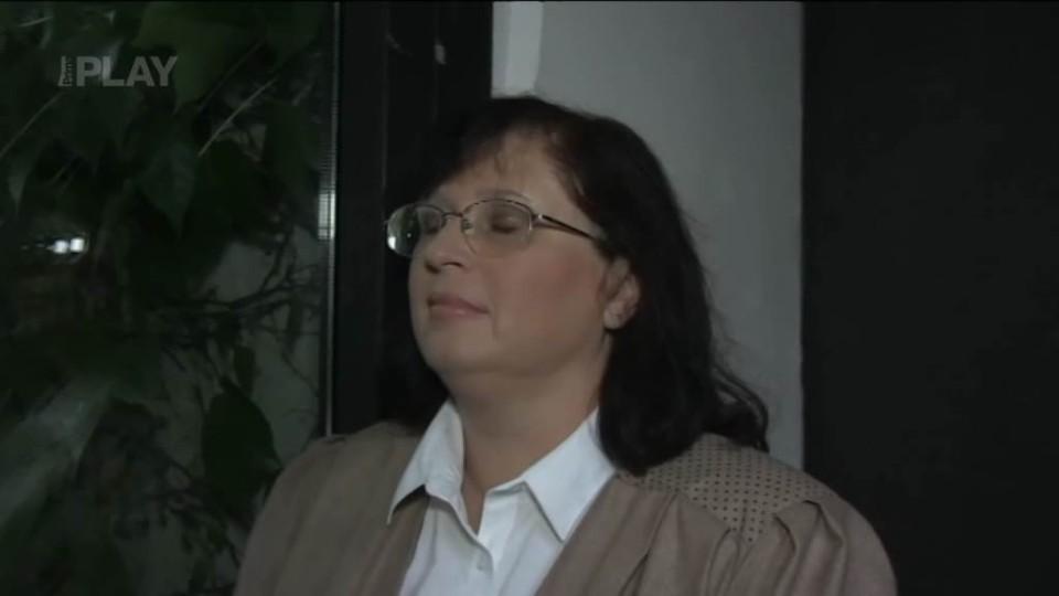 Ufoložka Jitka Lenková - rozhovor před natáčením TGM