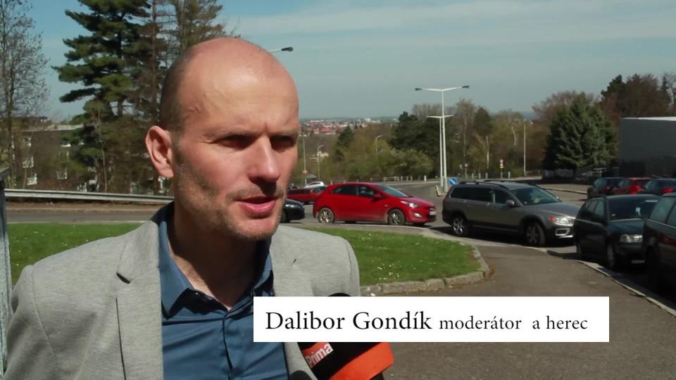 VML: Nová postava -Dalibor Gondík
