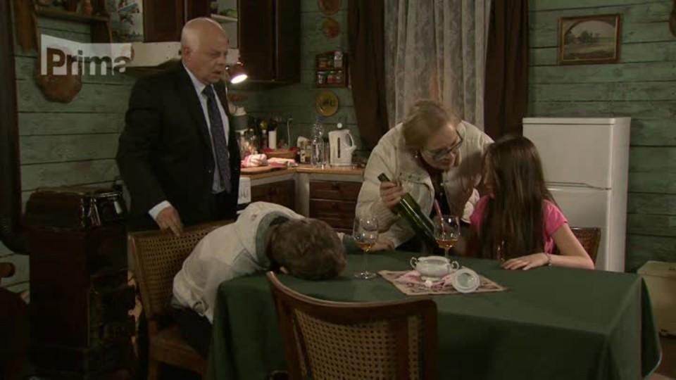 Přístav (47) - Opilí Dan s Lindou