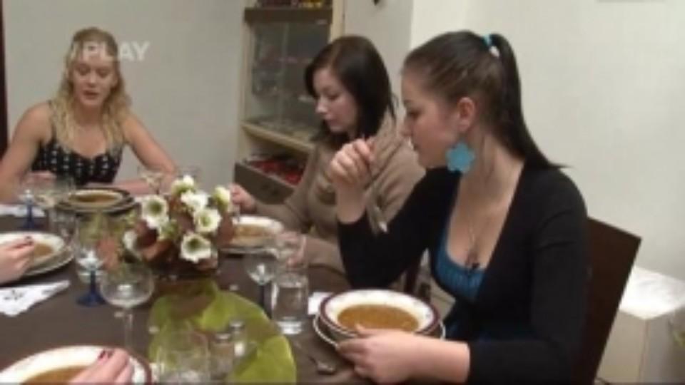 Mastná polévka - Prostřeno! VII - bonus