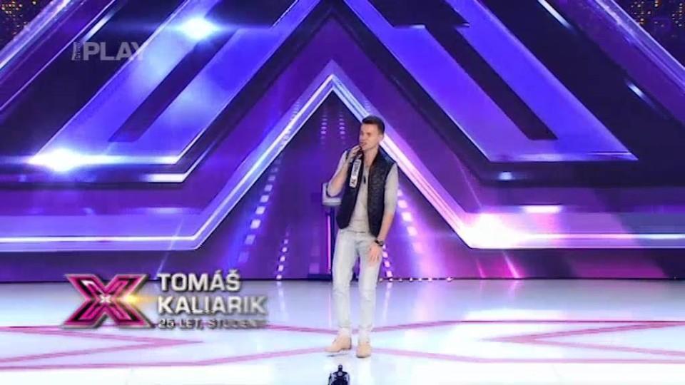 Nejlepší vystoupení (3) - Tomáš Kaliarik