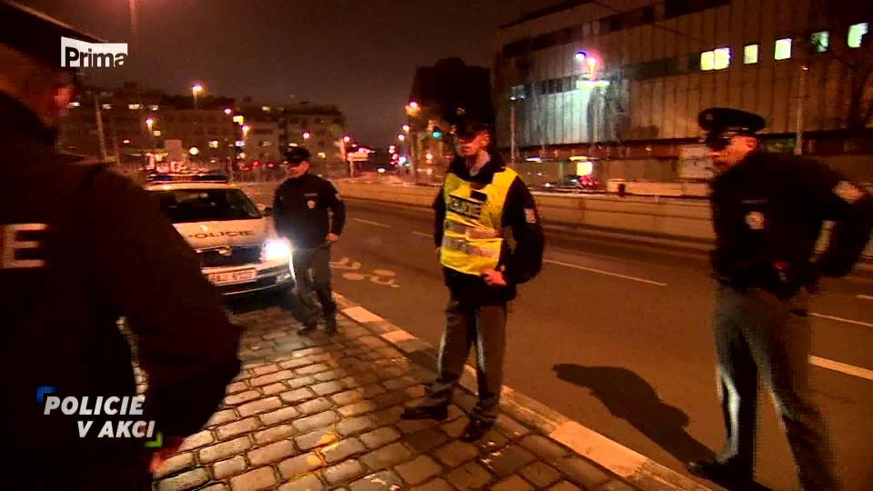 Falešní policisté - Policie v akci