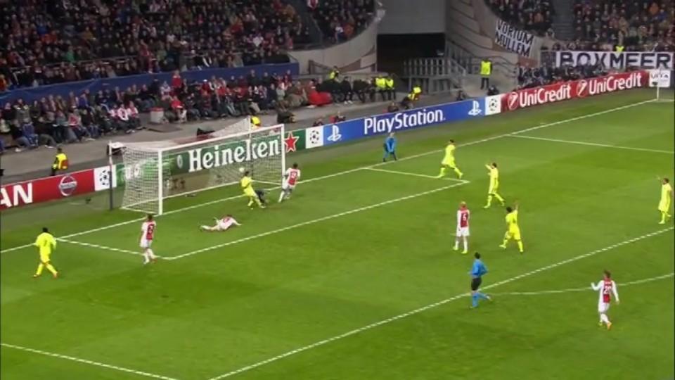 Gól - Messi 76 (5.11.2014)