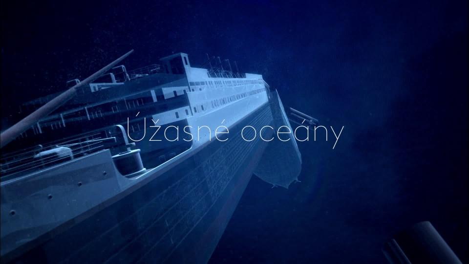 Odkrývání Titanicu - upoutávka