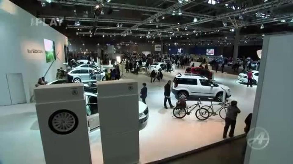 Autosalon Brno 2013 úvod