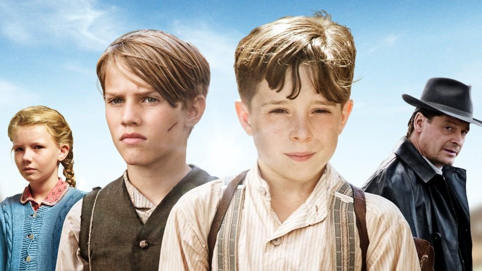 Tom Sawyer a jeho kamarádi