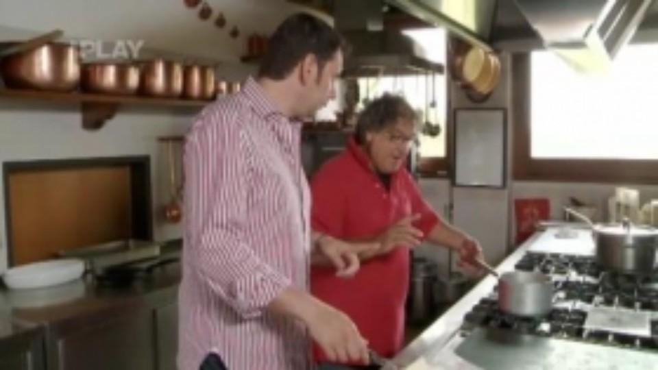 Léto s Italem (2) - Recept na rizoto