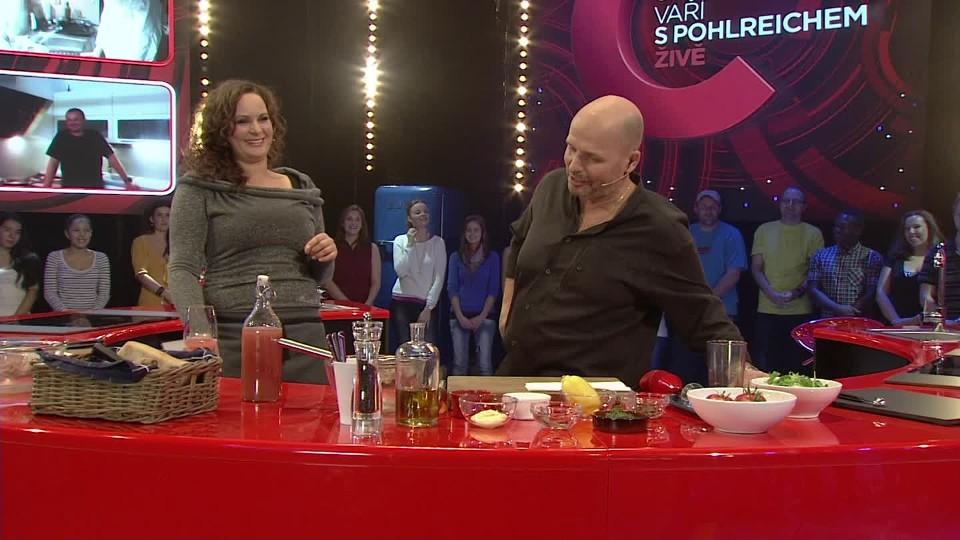 Česko vaří s Pohlreichem (3)