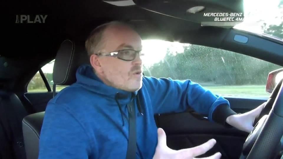 Mercedes-Benz CLS 350 BlueTec 4Matic